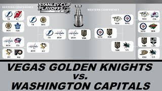 2018 NHL Stanley Cup Finals Predictions + Season Recap