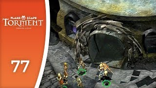 And at last, some fresh air - Let's Play Planescape: Torment #77