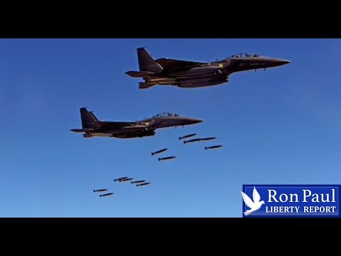 Bombs Away! US Airstrikes Every 12 Minutes?