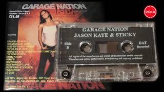 Jason Kaye b2b Sticky & MC's CKP, Creed, Major Ace  - Garage Nation - Halloween - Oct 2001