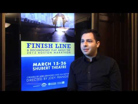 Interview With Finish Line Director, Joey Frangieh
