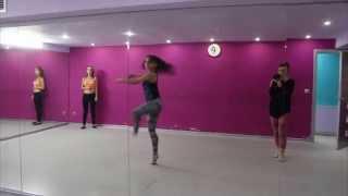 Техника.Вращение.Прыжки в @FL Dance studio by Katya Flash