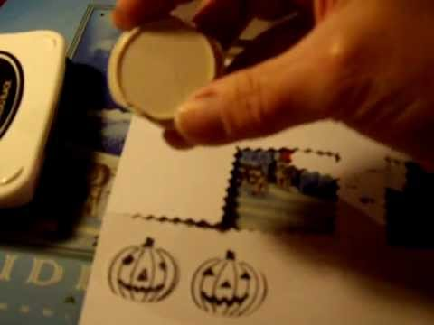 How I Use Martha Stewart Stamp And Punch Sets Usually Successfully