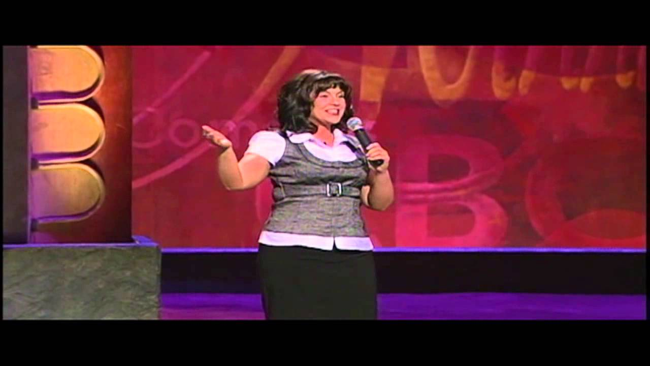 Allyson June Smith performs at CBC Winnipeg Comedy Festival