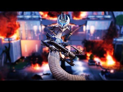 XCOM 2: Alien Hunter DLC Mission Dialogue |