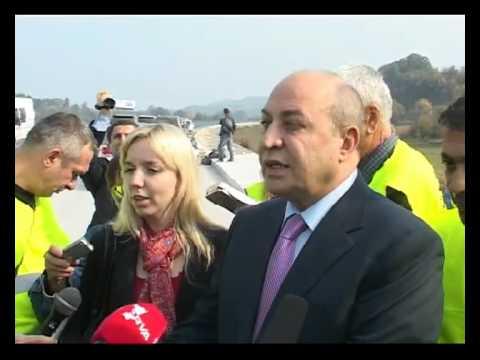 Eldar Hasanov, ambasador Azerbejdžana na Koridoru 11, 14.10.2013.