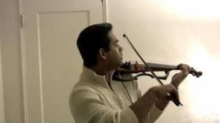 Daiva Snehame - Violin Intstrumental - Malayalam Christian Song