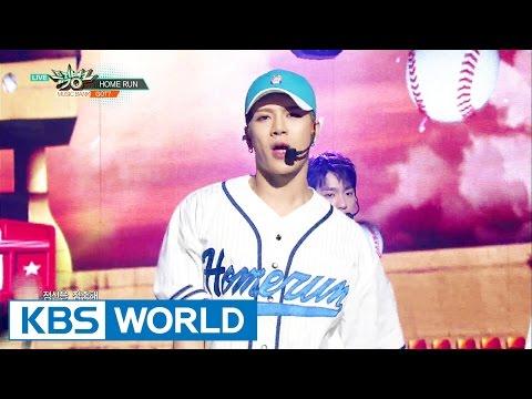 GOT7 - HOMERUN [Music Bank HOT Stage / 2016.04.22]