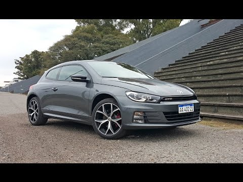 VW Scirocco GTS Test Mat as Antico TN Autos