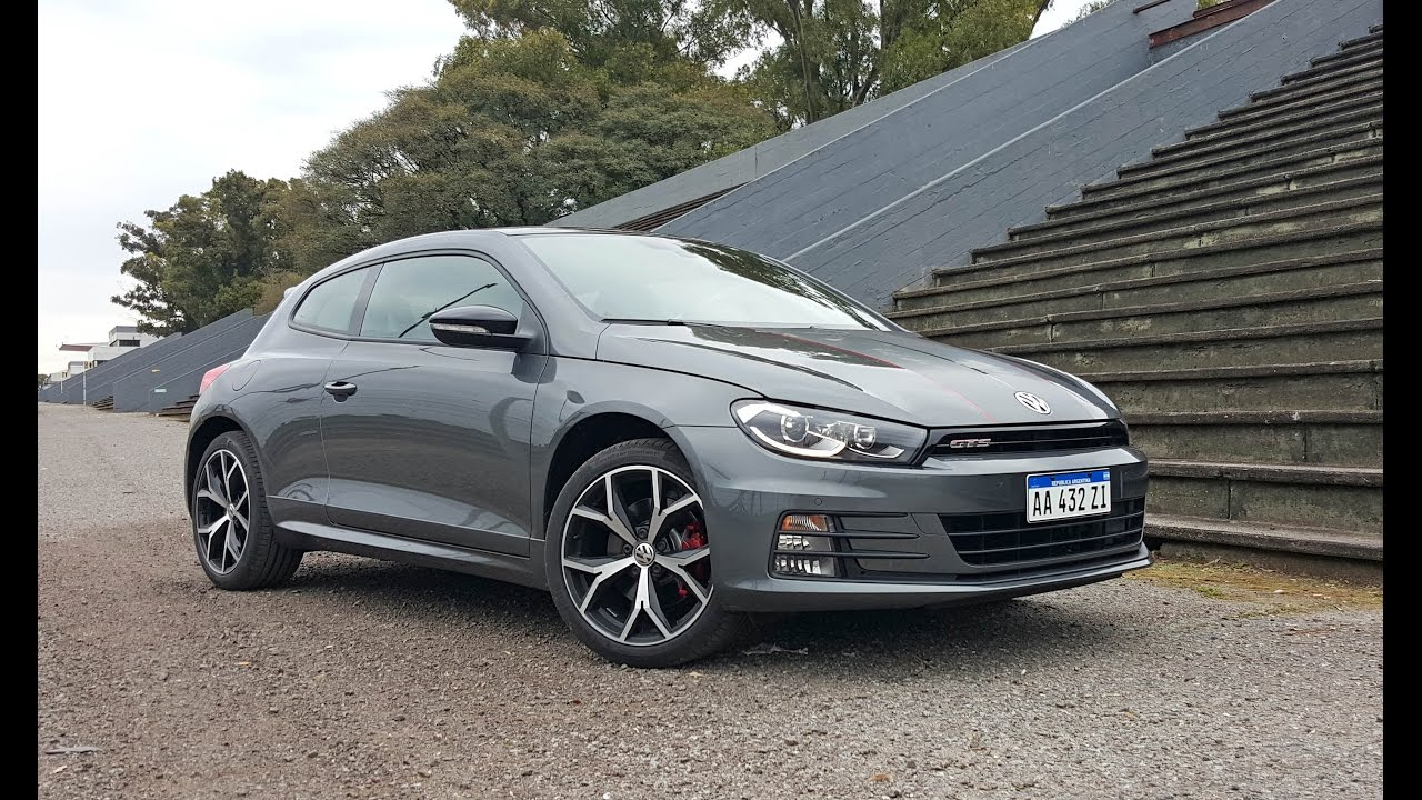 vw scirocco gts test mat as antico tn autos youtube. Black Bedroom Furniture Sets. Home Design Ideas