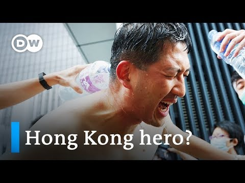 Hong Kong protest: Lawmaker Lam Cheuk-ting bears witness | DW News