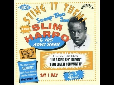 Slim Harpo -  Got Love If You Want It