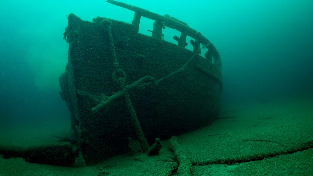 Asmr Guided Visualization �� Underwater Sunken Ship �� Youtube