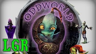 LGR - Oddworld: Abe's Oddysee - PC Game Review