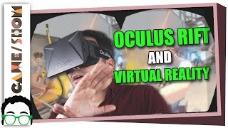 Why You're Going to Suck At Oculus Rift and Virtual Reality | Game/Show | PBS Digital Studios