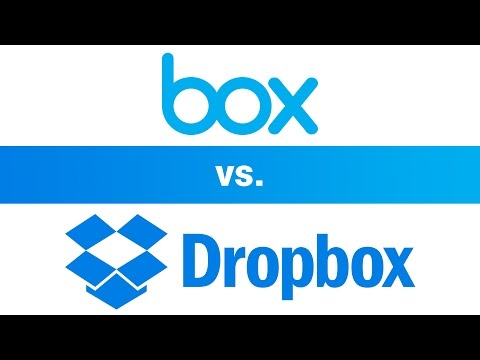 Box vs Dropbox