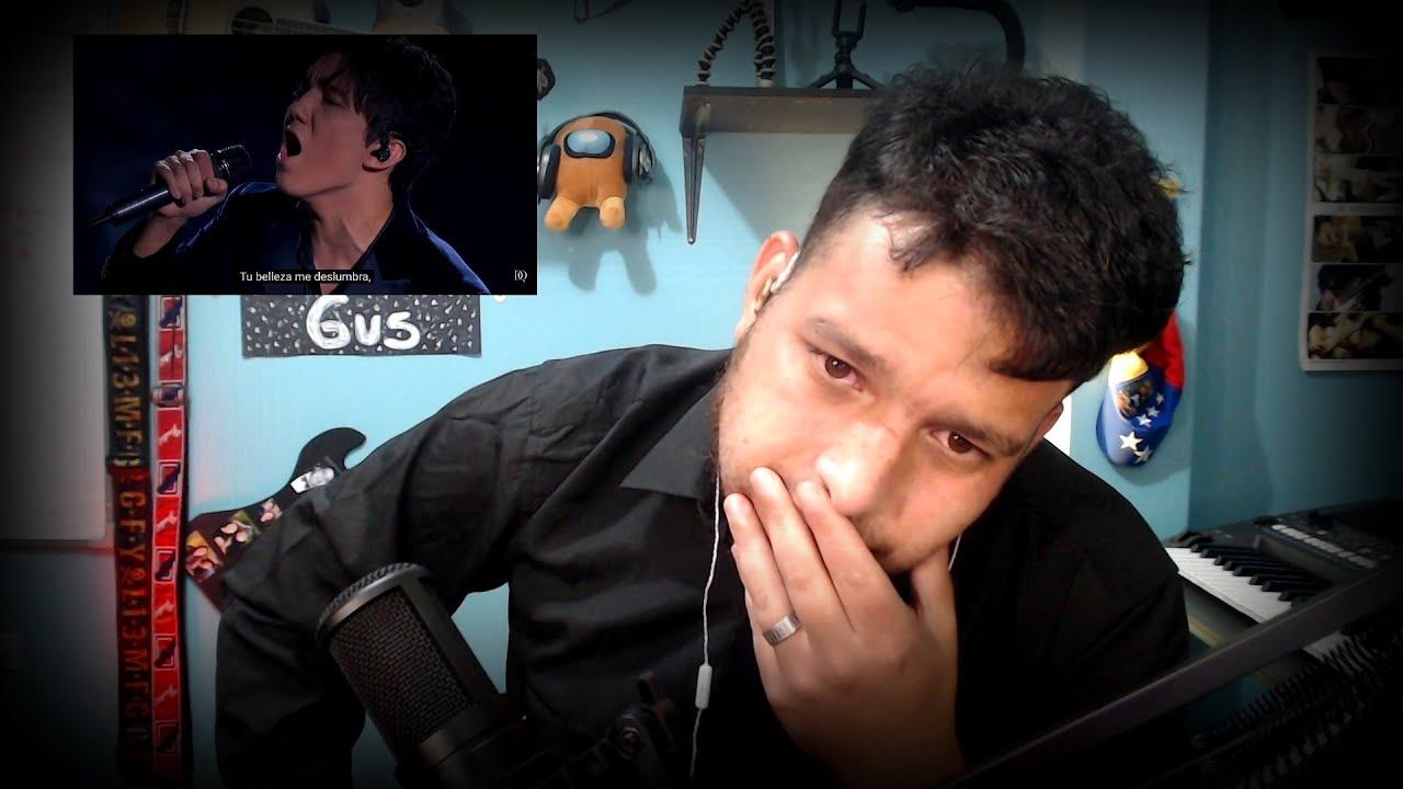 Músico Reaccion a DIMASH ''Qaragym ai''