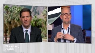John Heilemann Takes It Off