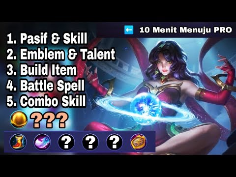 New Hero [ESMERALDA] Skill, Emblem, Build, Combo Full Tutorial Menuju PRO - Mobile Legend Bang Bang thumbnail