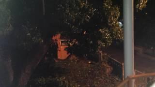 Tropical Storm Bret Drenches San Juan Streets