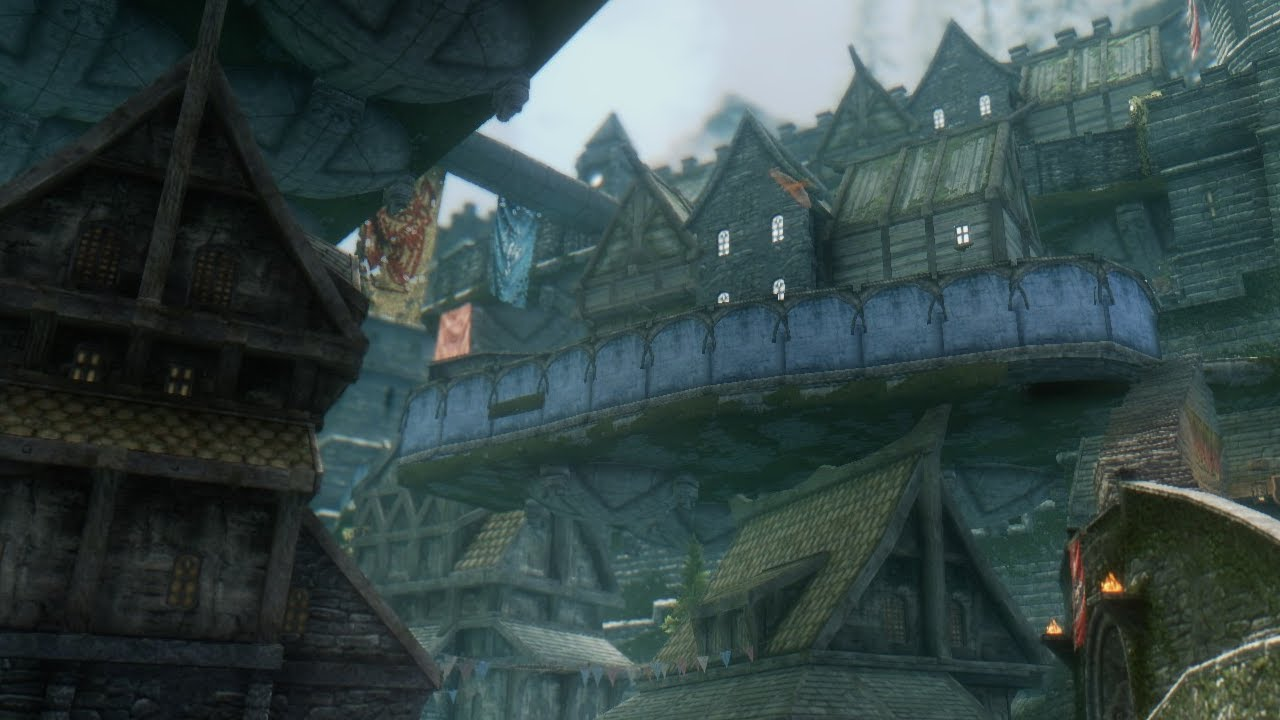 Skyrim mod of the day episode 181 cities are cities for Best house designs skyrim