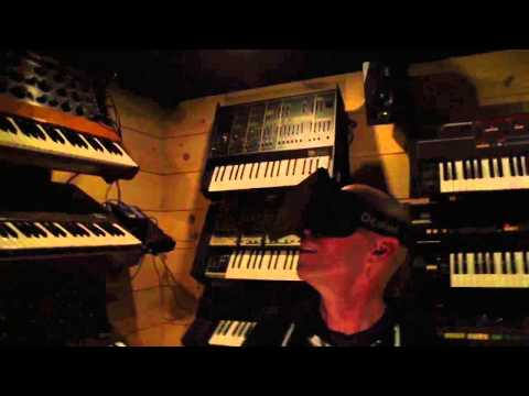 Vince clarke interview Tries Oculus