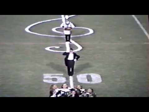Baldwin County High School Marching Band (Bay Minette, AL) 1992 Marching Show