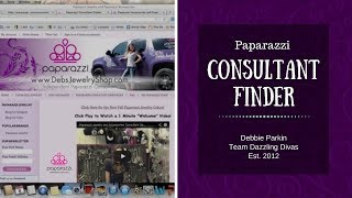 Paparazzi Consultant Finder Thumbnail