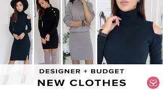 TRYING-ON MY NEW CLOTHES | Balmain, Reiss, Louboutin HAUL | Sophie Shohet