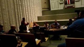 Kahramana - Farid Al-Atrash (University of Michigan Arab Music Ensemble)