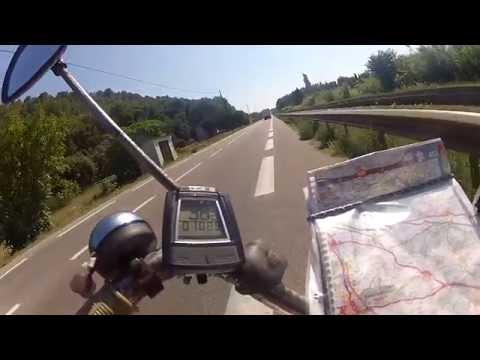 La traversée de la France en Solex par les SoxRiders.