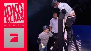 Mauern: Neue Frisur oder 15 Minuten LIVE? | Finale | Joko & Klaas gegen ProSieben