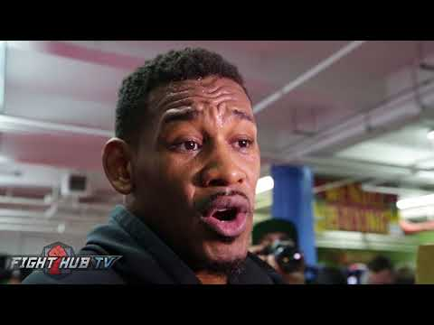 """DANIEL JACOBS """"CHARLO CAN GET IT! WE GOING AFTER CHARLO!"""""""