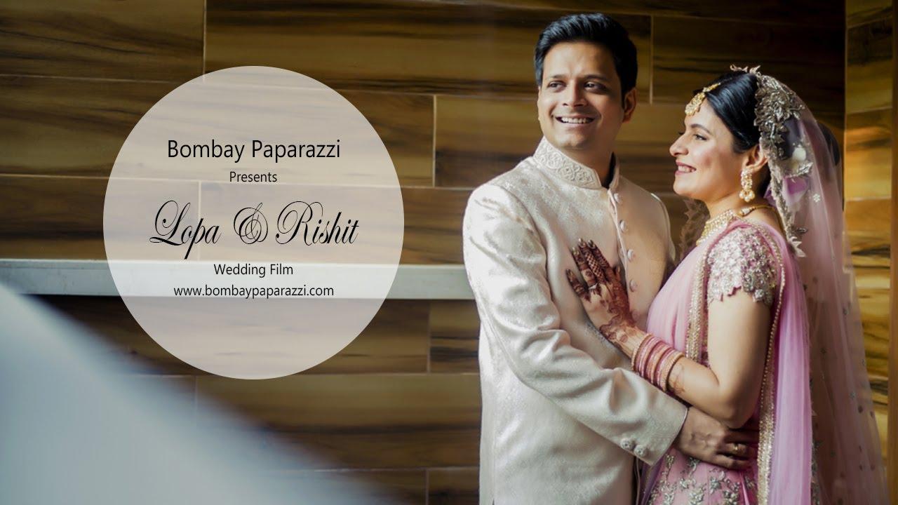 Bombay Paparazzi | Lopa & Rishit  | Wedding Trailer | 2021