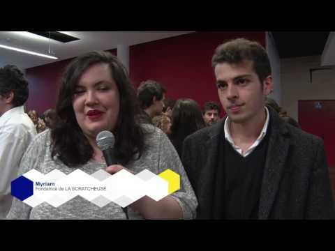 Journée de l'innovation - 2016 Télécom ParisTech - Making Of