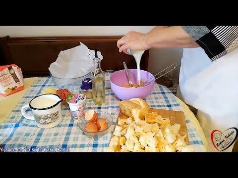 Bakina kuhinja- kako stari hleb pretvoriti u vrhunsku pitu