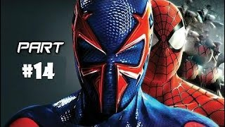 Spiderman Games: The Amazing Spiderman 2 Video Game: Gameplay Part 13