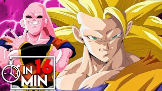 DRAGON BALL Z 'BUU SAGA' IN 16 MINUTEN