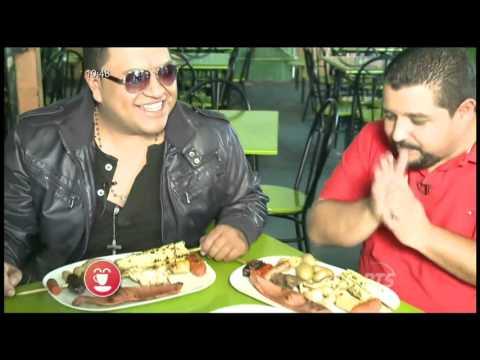 Sabor, sabor celebrity con Milton Jara