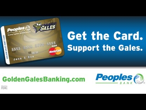 Peoples Bank Golden Gales Banking