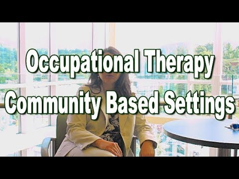 Occupational Therapy in a Community Based Setting: Autism ...