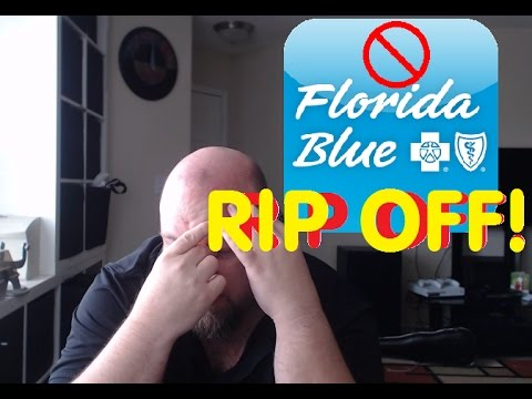 "Florida Blue Cross Shields Health Insurance MONEY ""Team"" Denied Doctors Prescription REVIEW"