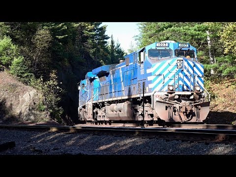 TRRS 515: Railfanning Michigan's Upper Peninsula | 08 Oct 2017