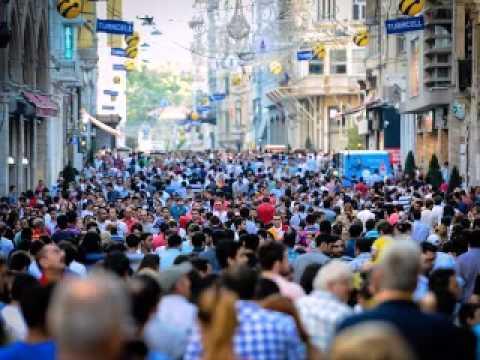 Turkey's population rises to over 77 million