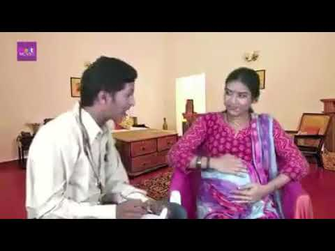 Lovely doctor and patient COMEDY  AK love