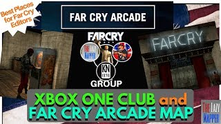Far Cry Arcade info was released. Now what? Here are some places to be apart of.