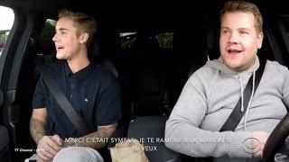 Justin Bieber Carpool Karaoke Vol 1 VOSTFR 1 3.mp3