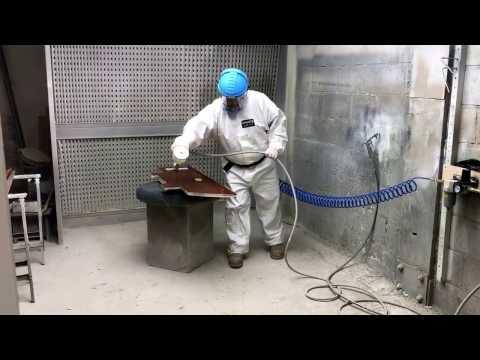 Spraying Polyurethane