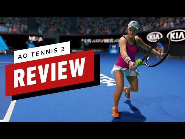 AO Tennis 2 Review