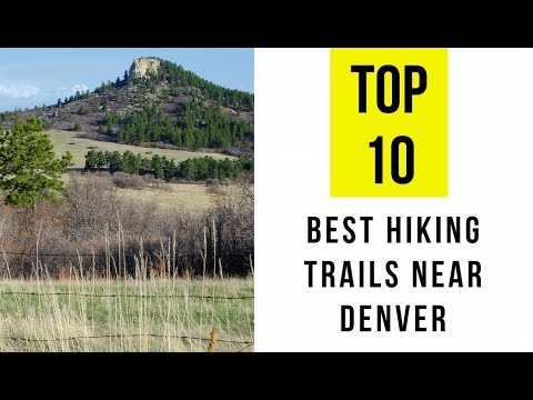 Best Hiking Trails Near Denver, Colorado. TOP 10